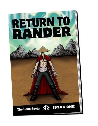 comic book RR