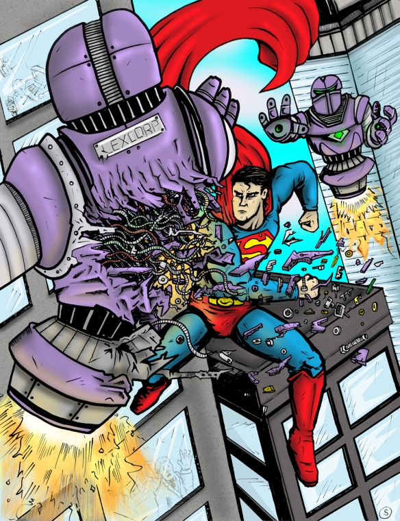 supermansmash