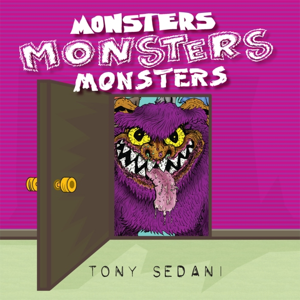 monsters cover