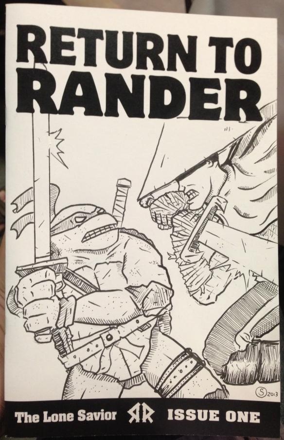 rander turtle sketchcover