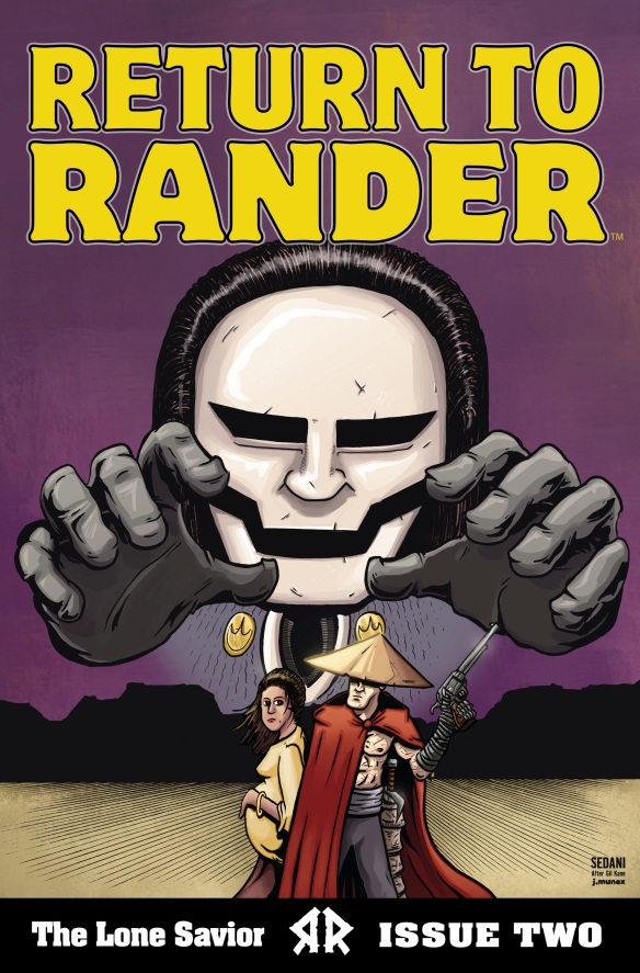Return to Rander ISSUE 2 COVER-01