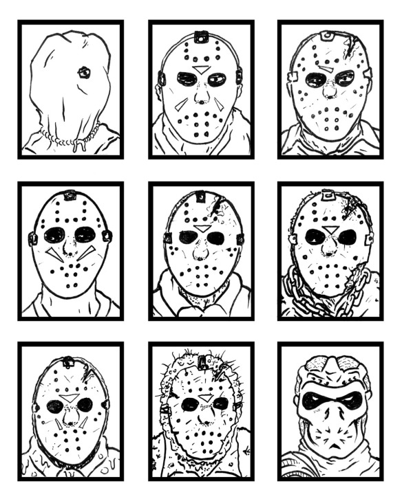 FACES OF JASON