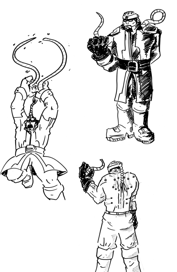 omega sketches