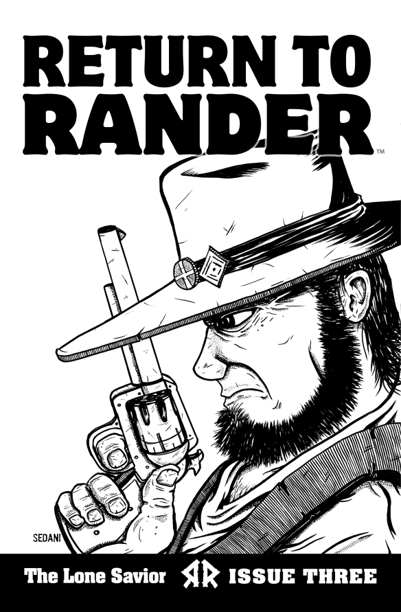 Return to Rander ISSUE 3-01