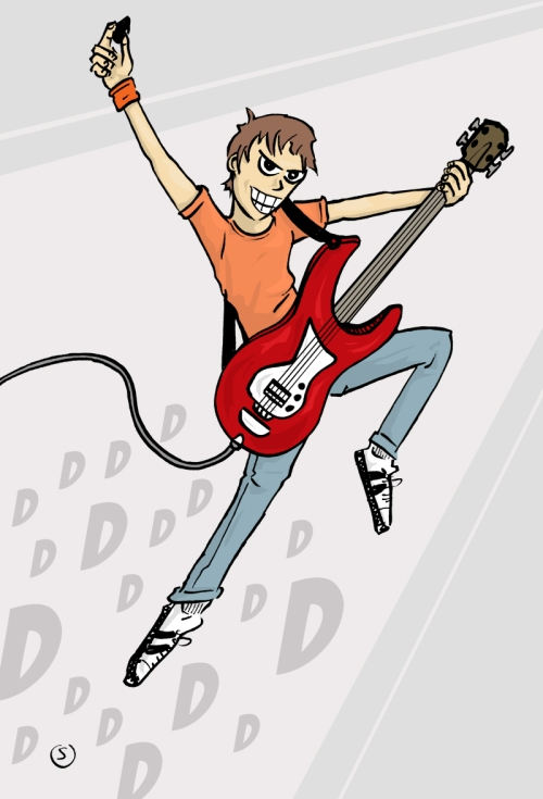 scottpilgrim redesign