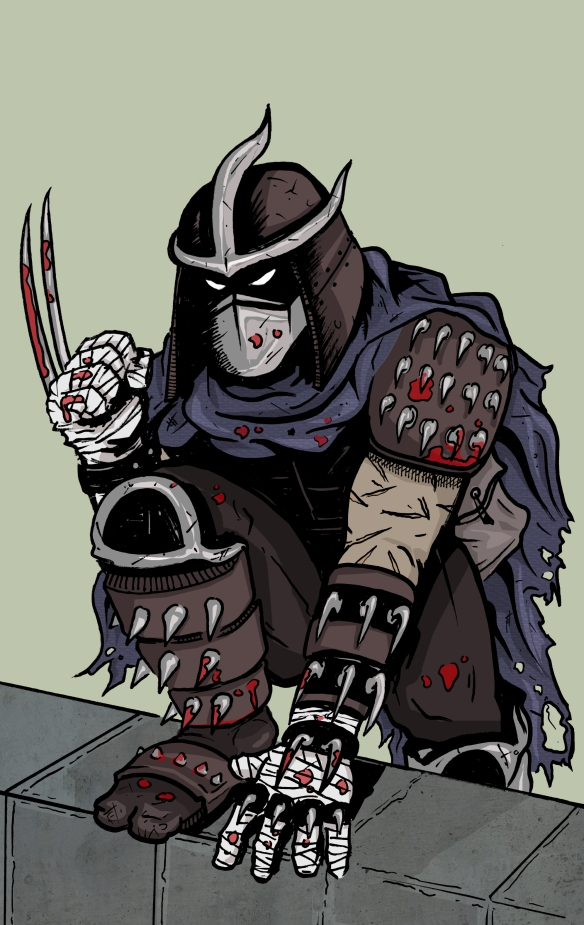 shredder pic