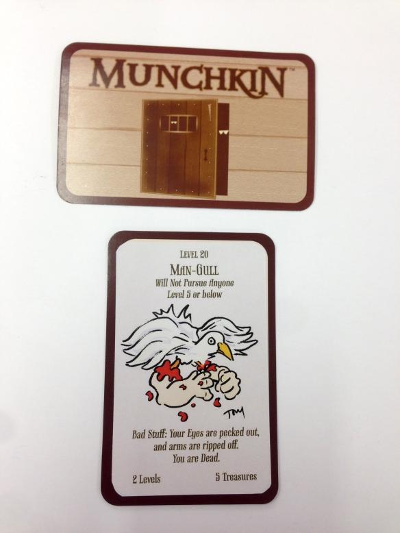 MANGULL MUNCHKIN