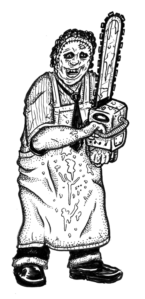 LEATHERFACE INKS