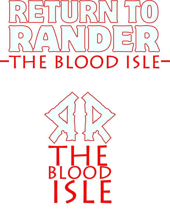 BLOOD ISLE LOGO
