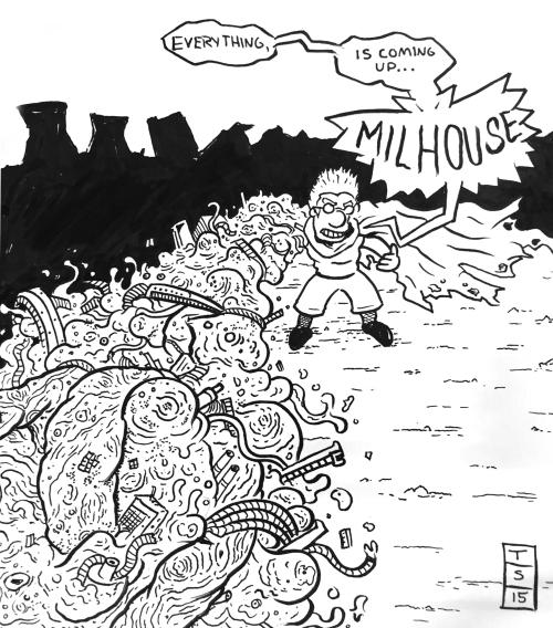 milhouse akira