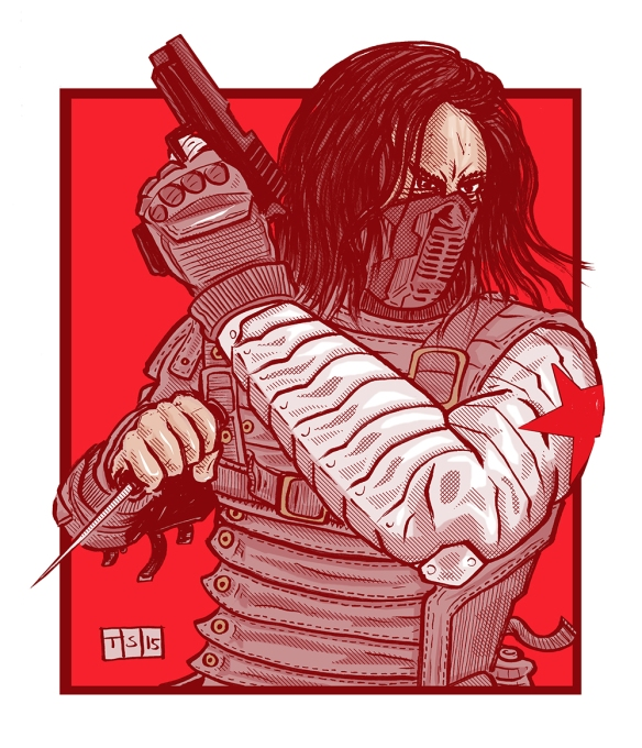 Winter Soldier lores