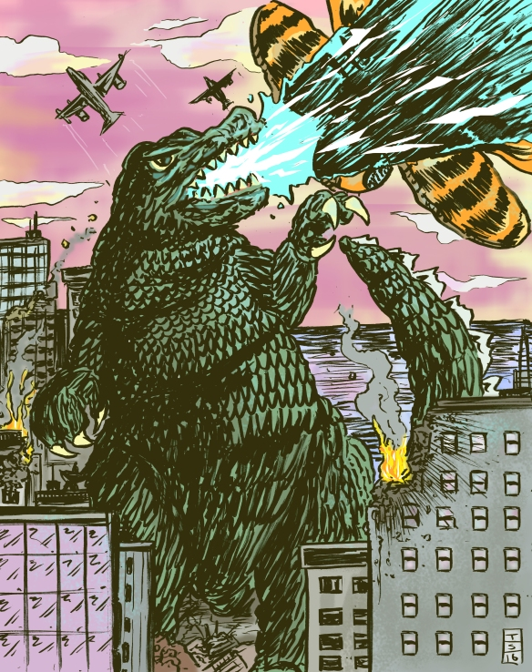 GODZILLA MOTHRA FINAL